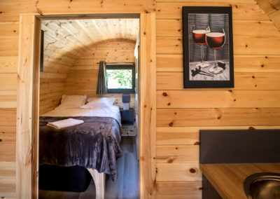 Le tonneau, un logement atypique en Bourgogne